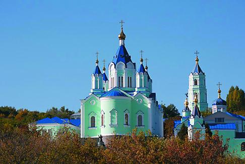 Судьба же Коренной пустыни в годы советской власти была обычной для русских монастырей