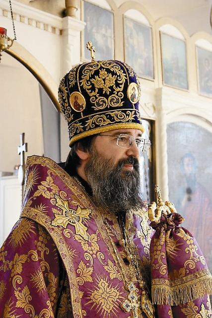 Архиепископ Сурожский Елисей