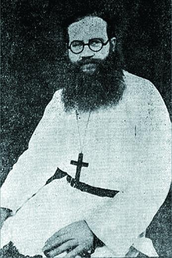 Фактически после апостола Фомы следующим проповедником Православия в Индии был архимандрит Андроник Елпидинский