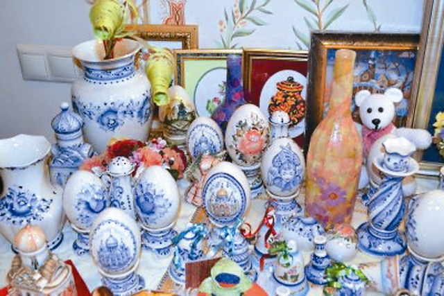 Традиционный Елизаветинский благотворительный базар