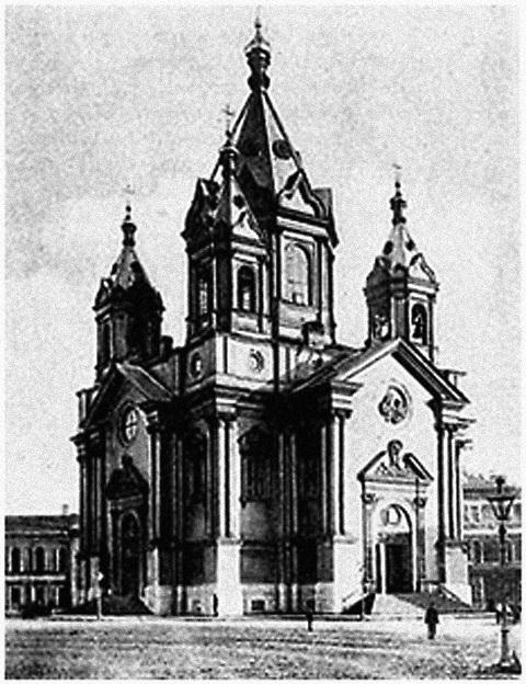Благовещенская церковь в Санкт-Петербурге
