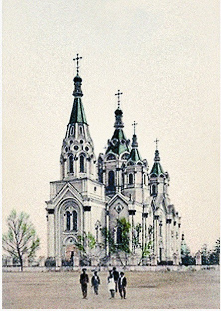 Богородице-Рождественский собор в Красноярске