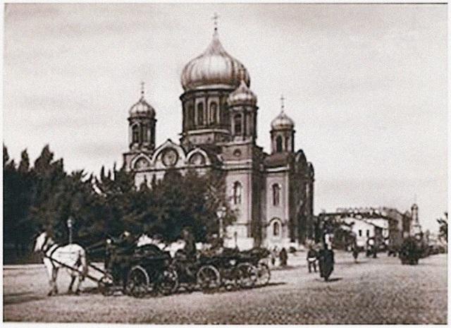 Введенский собор в Санкт-Петербурге