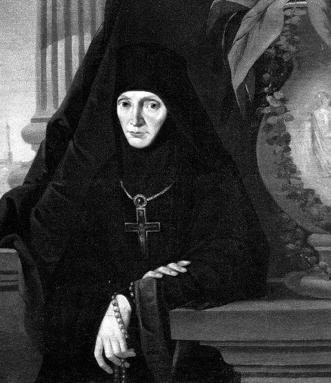 В конце 1830-х годов Маргарита Тучкова продала все имущество, основала монастырь и стала первой его настоятельницей