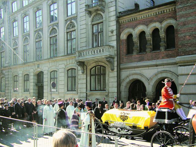 В 2006 году останки Марии Федоровны были возвращены в Россию