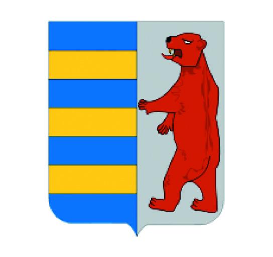 Герб закарпатских русинов (является также гербом Закарпатья)