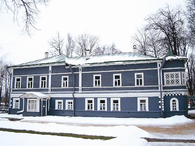 Государственный  дом-музей П.И. Чайковского