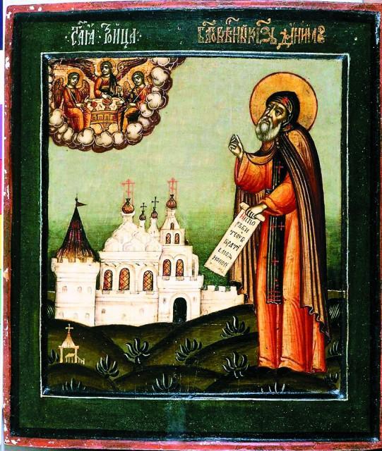 Святой Даниил Московский помогает нуждающимся в решении жилищных проблем; ему молятся об обретении собственных «квадратных метров»