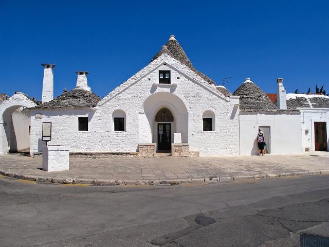Дом священника, построенный в XVIII веке