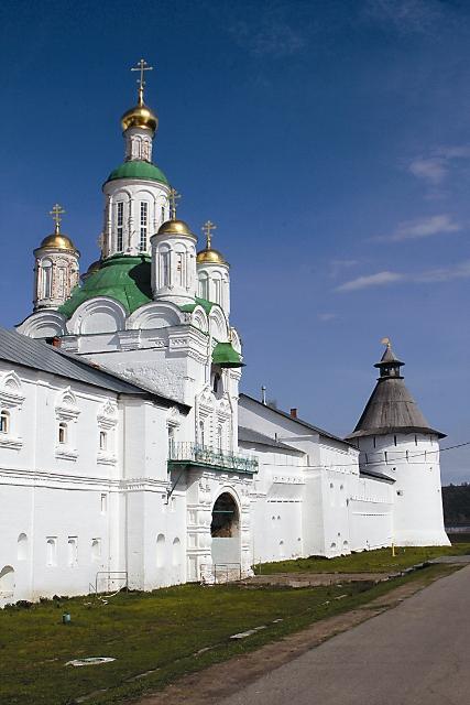 Желтоводский монастырь