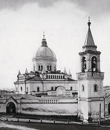 Ивановский монастырь Иоанна Предтечи. Было