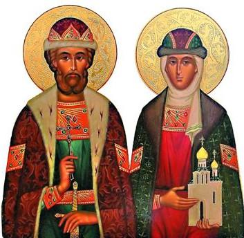 Союз Дмитрия и Евдокии был столь удачным, что способствовал преодолению феодальной раздробленности и укреплению Русского Государства
