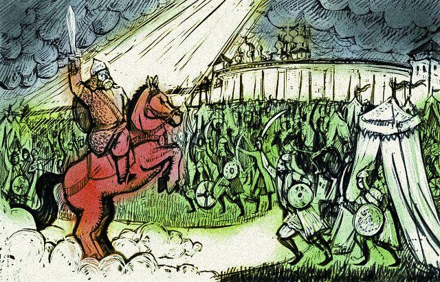 Чернигов упоминается во многих летописях и былинах. К примеру, богатырь Илья Муромец разбил татар, атаковавших город, и пленил Соловья-разбойника,  промышлявшего в окрестных лесах