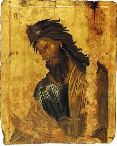 «Был человек, посланный от Бога; имя ему Иоанн» (Ин. 1, 6)