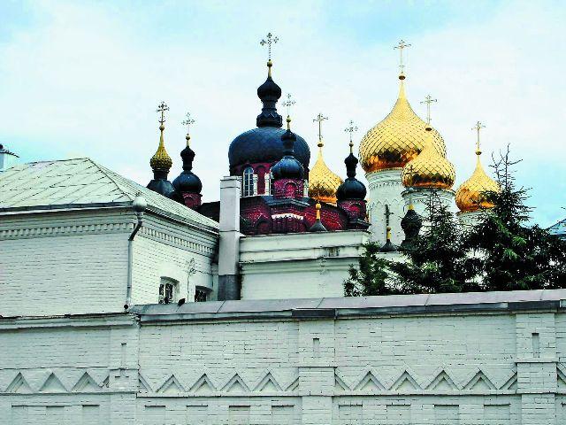 Богоявленско-Анастасиин женский монастырь в г. Костроме