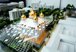 Купола русского храма взметнутся рядом с символом Парижа – Эйфелевой башней