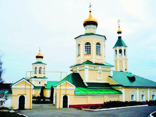 Иоанно-Богословский Макаровский монастырь (Саранск)