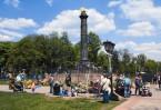 Монумент на    Круглой площади