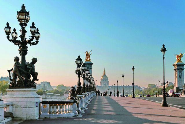 Мост императора Александра III