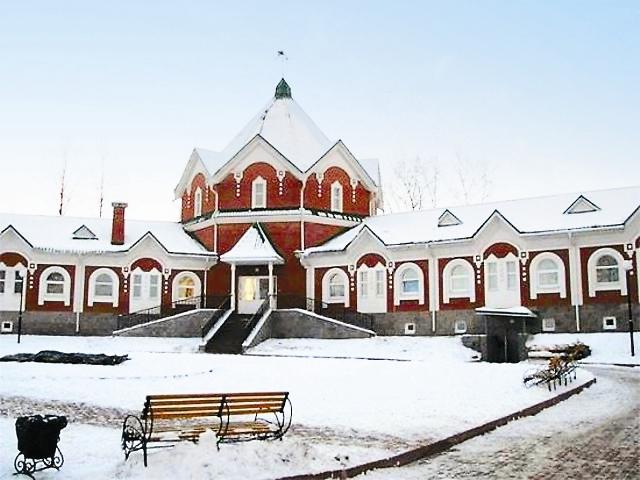 Музей елочных украшений