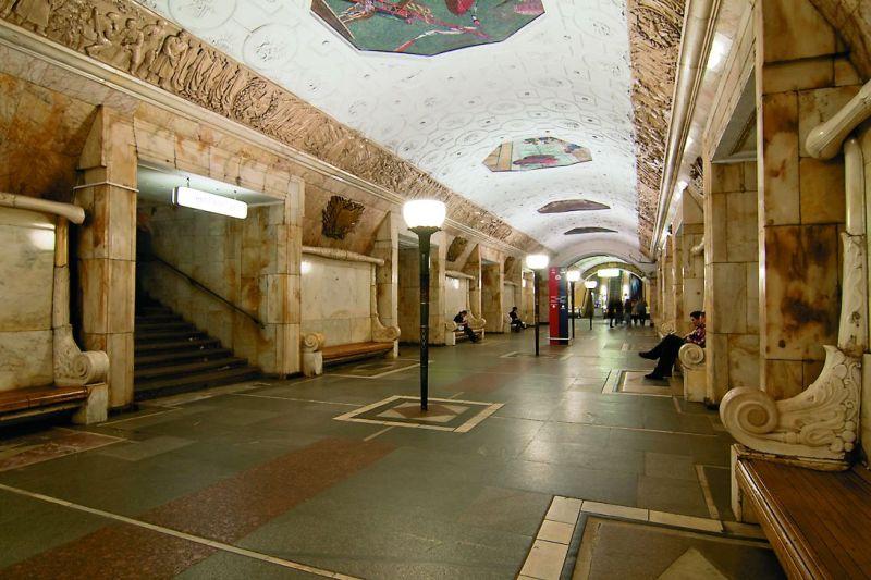 Станция Новокузнецкая