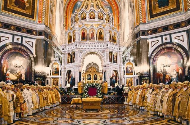 Евангельское зачало о проповеди Иисуса в Назаретской синагоге читается 1 сентября на Литургии и в наши дни. Оно же читалось Патриархом в особом чине летопроводства – праздничной службе, совершавшейся 1 сентября