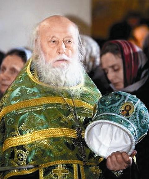 Один из наиболее известных духовников Лавры-архимандрит Наум