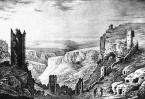 Остатки города-крепости Мангуп-Кале, 1818