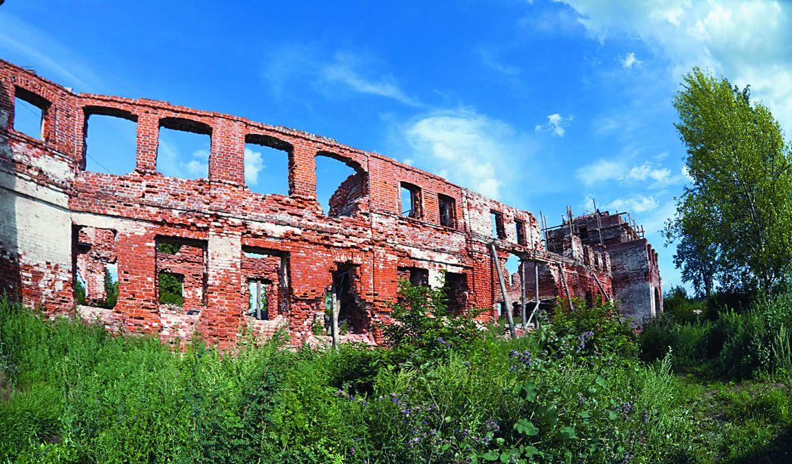 Островоезерский монастырь (2)