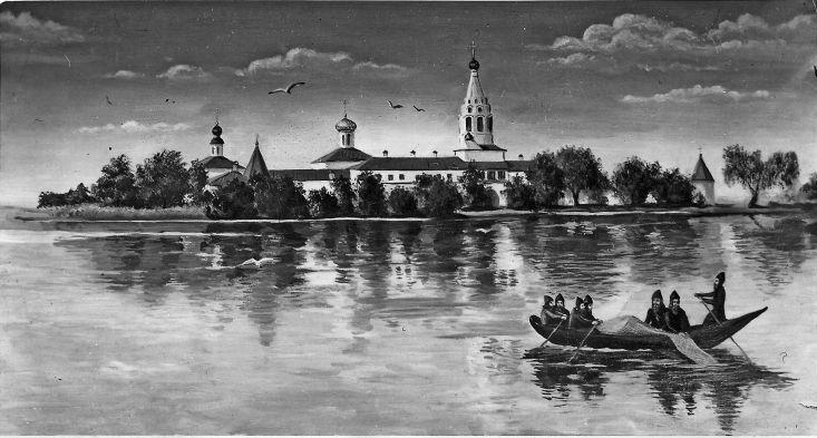 Островоезерский монастырь