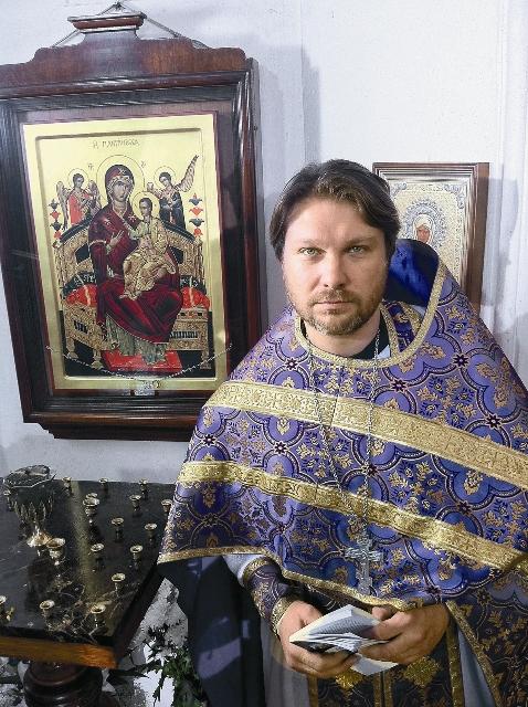Егор Пазенко особо почитает образ Божией Матери «Всецарица». С ним промыслительно связана судьба актера