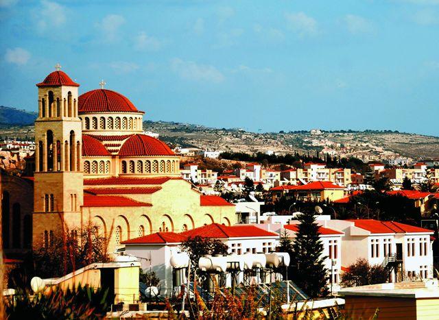 Пафос. Центральный собор