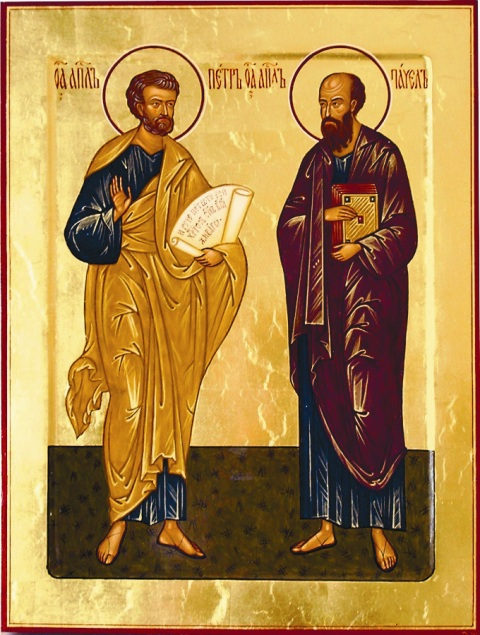 Петр I «сочинил» восемь рисунков различных храмов. Семь из них были возведены в Северной столице, а один - в Москве