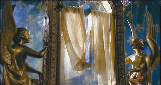 Часть Плата в соборе Нотр-Дам де Шартр