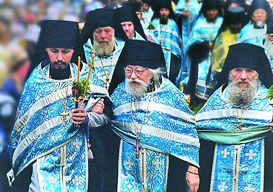 После освобождения в 1955 году отец Иоанн продолжал свое служение в разных храмах Псковской и Рязанской областей