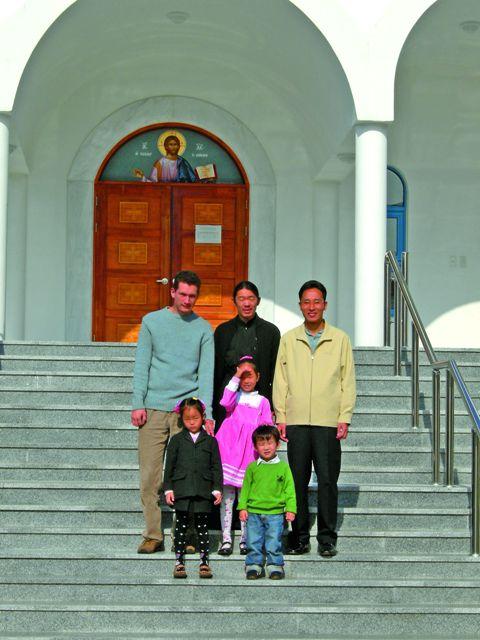 Православные корейцы