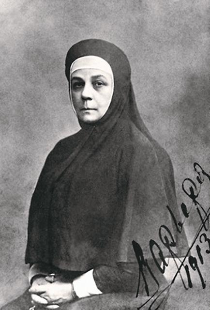 Единственная фотография Варвары Яковлевой, дошедшая до наших дней