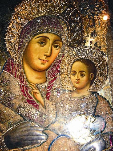 Пресвятая Богородица Вефлиемская