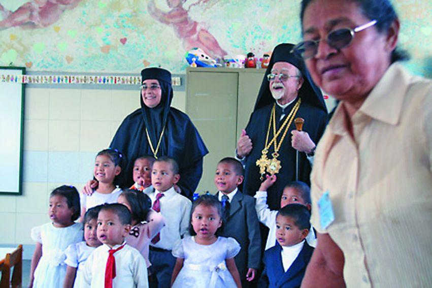 Приют для сирот, самый старый в стране, основан более 150 лет назад