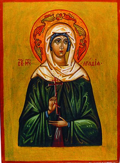 Святую Агафью знали в российской глубинке и молились ей о благополучии домашнего скота и защите от пожаров