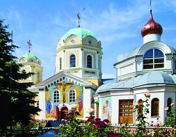 Свято-Троицкий монастырь вСимферополе. Здесь молились святому Луке одаровании Макарским ребенка совершенно незнакомые люди