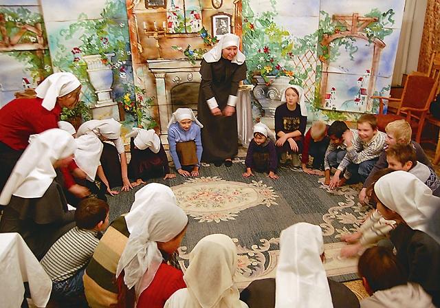 Елизаветинский детский дом