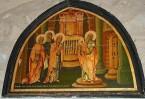 Храмовая икона «Сретение»