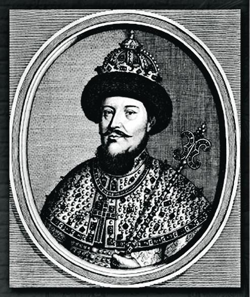 Сын Даниила Иван Калита превратил Московское княжество в одно из самых могущественных на Руси