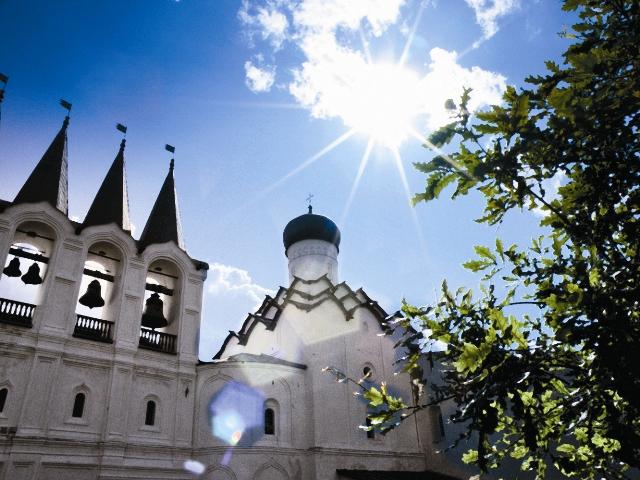 Тихвинский Богородичный монастырь