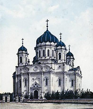 Троицкий собор в Томске