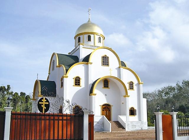 Троицкий храм в наши дни