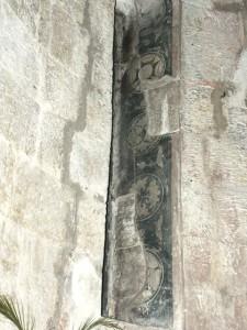 Фреска храма Спаса Нерукотворного