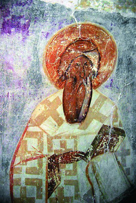 Фреска работы Феофана Грека