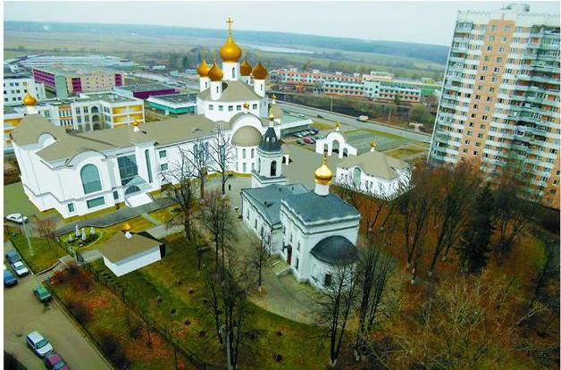 Проект комплекса Благовещенского храма с домом причта на Лукинской улице, д. 11, корп. 2
